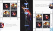 Postage Stamps - United Nations - New York - Nebulae
