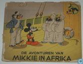 De avonturen van Mikkie in Afrika