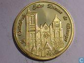 France - La Cathédrale Saint Etienne de Bourges