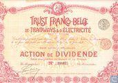 TRUST FRANCO BELGE DE TRAMWAYS & D'ELECTRICITE
