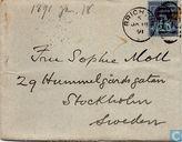 Brighton & Stockholm - 18/01/1891