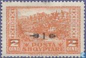 Postzegels - Albanië [ALB] - Burcht van Gjirokastër