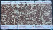Postage Stamps - Bulgaria [BGR] - Folk Art