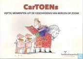 Cartoens - Vijtig momenten uit de geschiedenis van Bergen op Zoom
