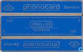 Telefoonkaarten - Landis & Gyr - Phonocard service Stu.22