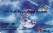 For KLM Royal Dutch Airlines