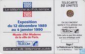 Cartes téléphoniques - France Telecom - 1889-1989 Téléphone au fil du temps