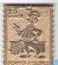25 Quack Archimede Pitagorico
