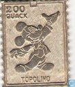 200 Quack Topolino