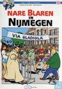 Nare blaren in Nijmegen