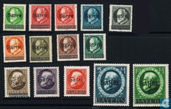 Surcharge Sarre sur timbres Bavière