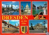 Dresden an der Elbe  28 bilder mit Text