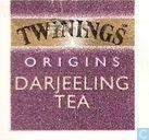 Theezakjes en theelabels - Twinings [tm] of London - Darjeeling Tea