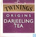 Theezakjes en theelabels - Twinings [tm] of London - Darjeeling Tea