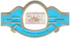 Oude Amerikaanse tabaksblikken