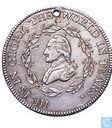 Tokens / Medals - Commemorative tokens - USA  George Washington Funeral Medal (skull & crossbones)  1799