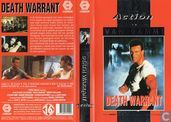 DVD / Video / Blu-ray - VHS video tape - Death Warrant