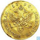 Rusland Ducat (10 roebel) 1796 SPB