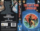 DVD / Vidéo / Blu-ray - VHS - The Spy Who Loved Me