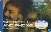 Scratch & phone 60 minutes