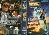 DVD / Video / Blu-ray - VHS video tape - Back to the Future