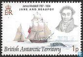Timbres-poste - Antarctique britannique - Explorateur de l'Antarctique