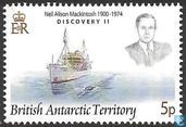 Timbres-poste - Antarctique britannique - Explorateur de l'Antarctique