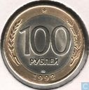 Rusland 100 roebel 1992 (l)