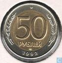 Rusland 50 roebel 1992 (l)