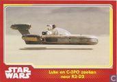 Luke en C-3PO