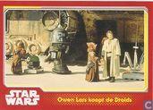 Owen Lars koopt de Droids