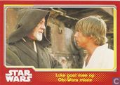 Luke gaat mee op Obi-Wans missie