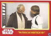 De force zal altijd bij je zijn