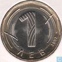 Bulgarije 1 lev 2002