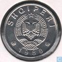 Albanië 5 qindarka 1988