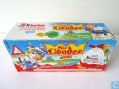 3-pack doosje Sir Condor