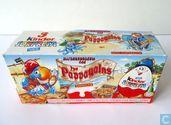 3-pack doosje Los Pappagalos