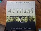 De ultieme DVD collectie - 40 films