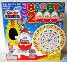 12-pack doos Happy 2000