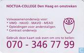 Phone cards - PTT Telecom - Noctua-College Den Haag en omstreken