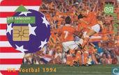 Phone cards - PTT Telecom - WK Voetbal 1994 - Oranje goes USA !