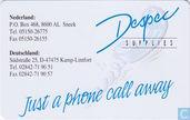 Phone cards - PTT Telecom - Despec Supplies