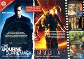 Riddick + The Bourne Supramacy