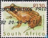 Briefmarken - Südafrika - Frösche und Kröten
