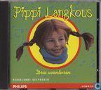 Pippi Langkous - Drie avonturen