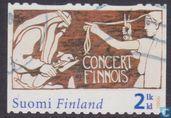 Postage Stamps - Finland - Akseli Gallen-Kallela