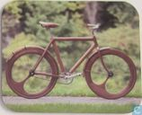 1 fiets (houten)