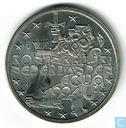 """Penningen / medailles - ECU penningen - Nederland ECU 1994 """"400 jaar Brandaris"""""""