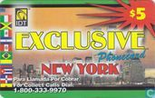 Exclusive phone card New York