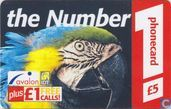 The Number 1 Phonecard